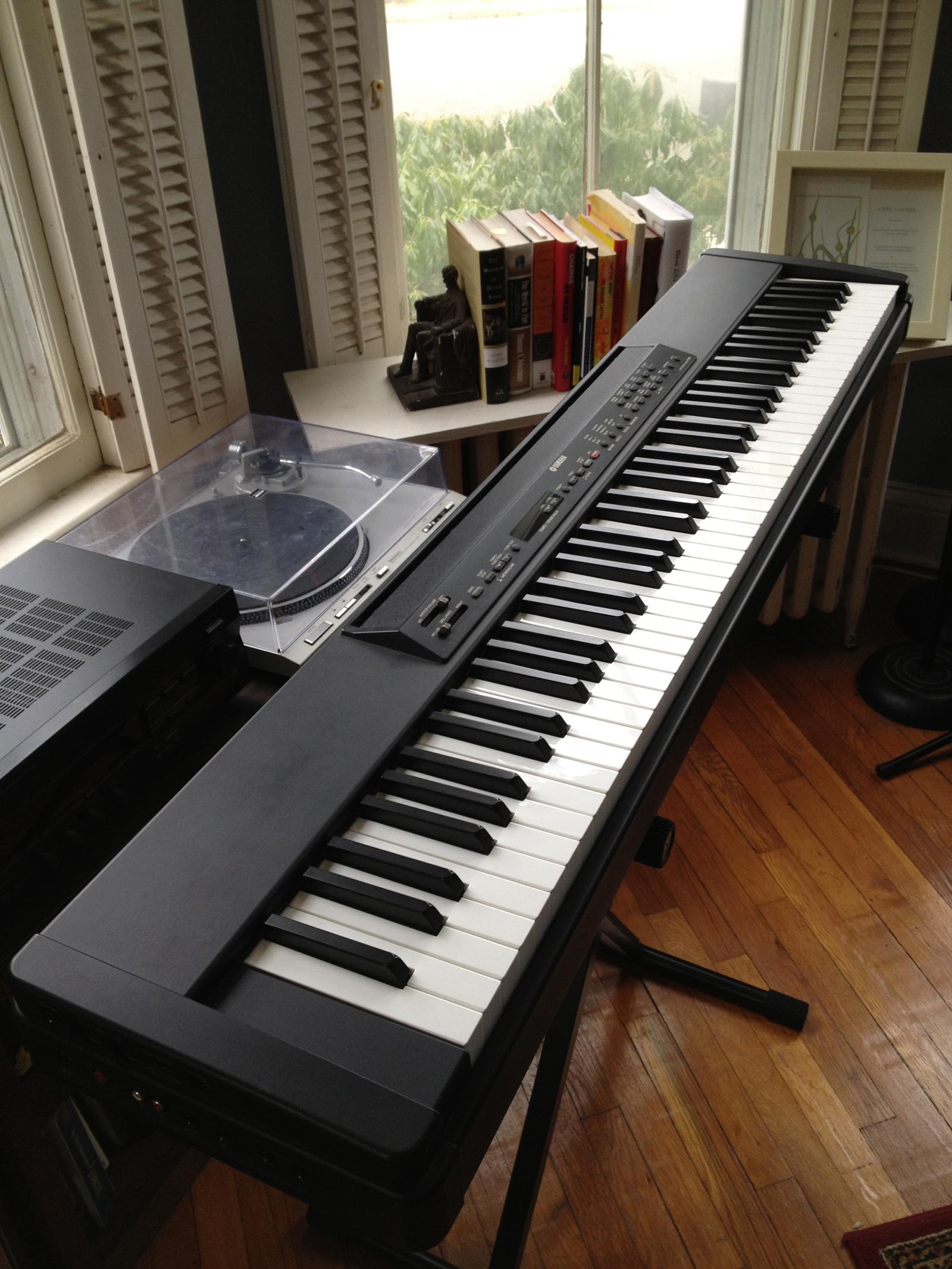 Digital Piano Yamaha P