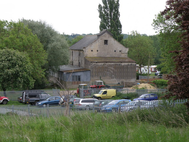 Yarwell Mill from the Nene Way - geograph.org.uk - 1319624