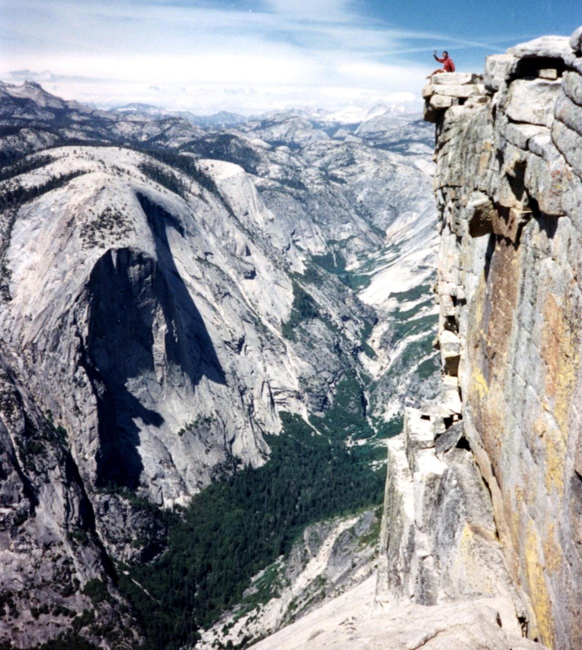 Tenaya Canyon - Wikipedia