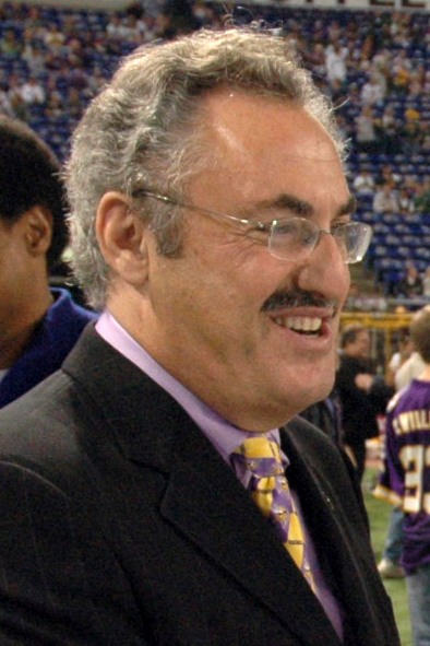 Zygi Wilf, majority owner of the Minnesota Vik...