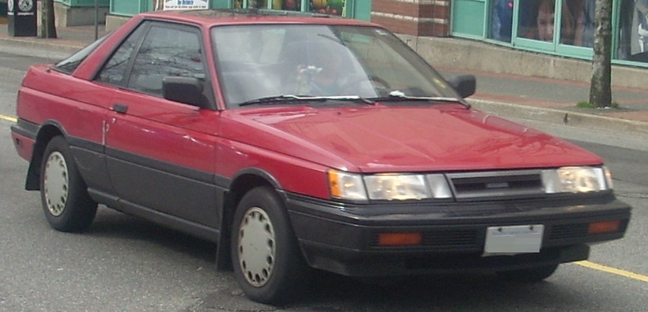 File:'89-'90 Nissan Sentra Hatchback.jpg - Wikimedia Commons