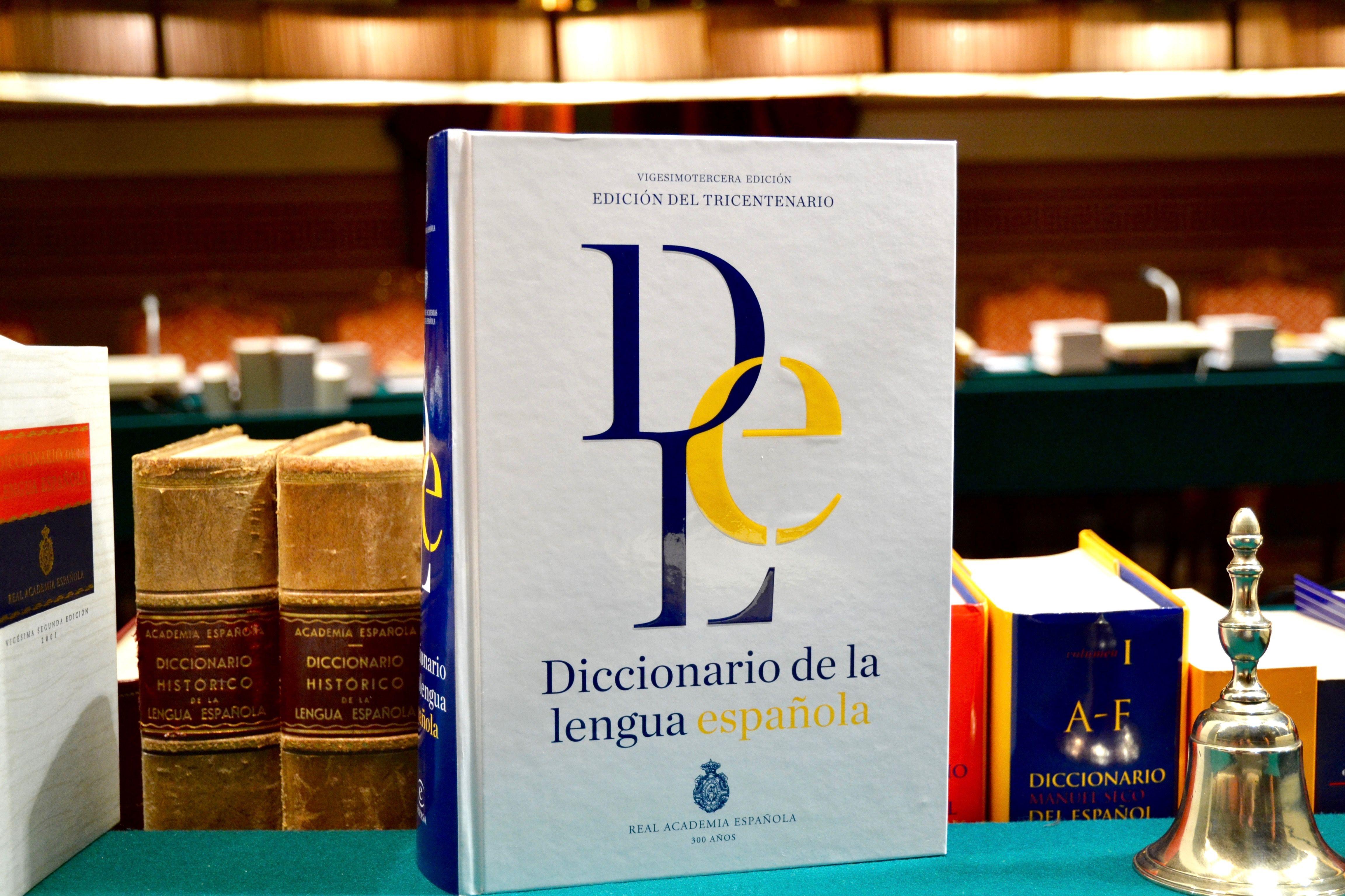 diccionario de la real academia española 2017 pdf