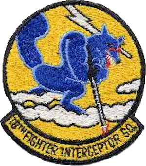18th Fighter Squadron (United States)