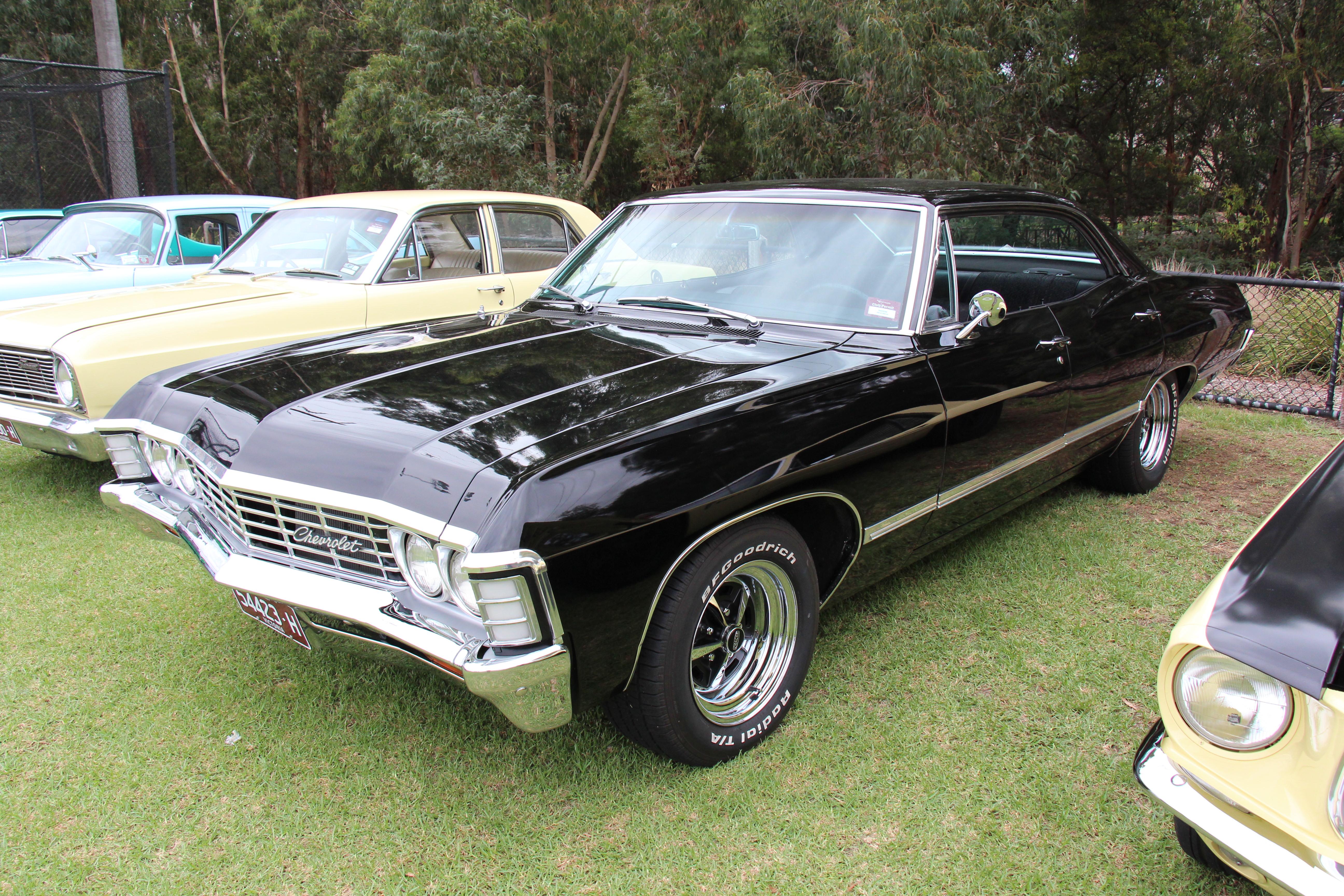 File 1967 Chevrolet Impala 4 Door Hardtop 25588152540 Jpg Wikimedia Commons