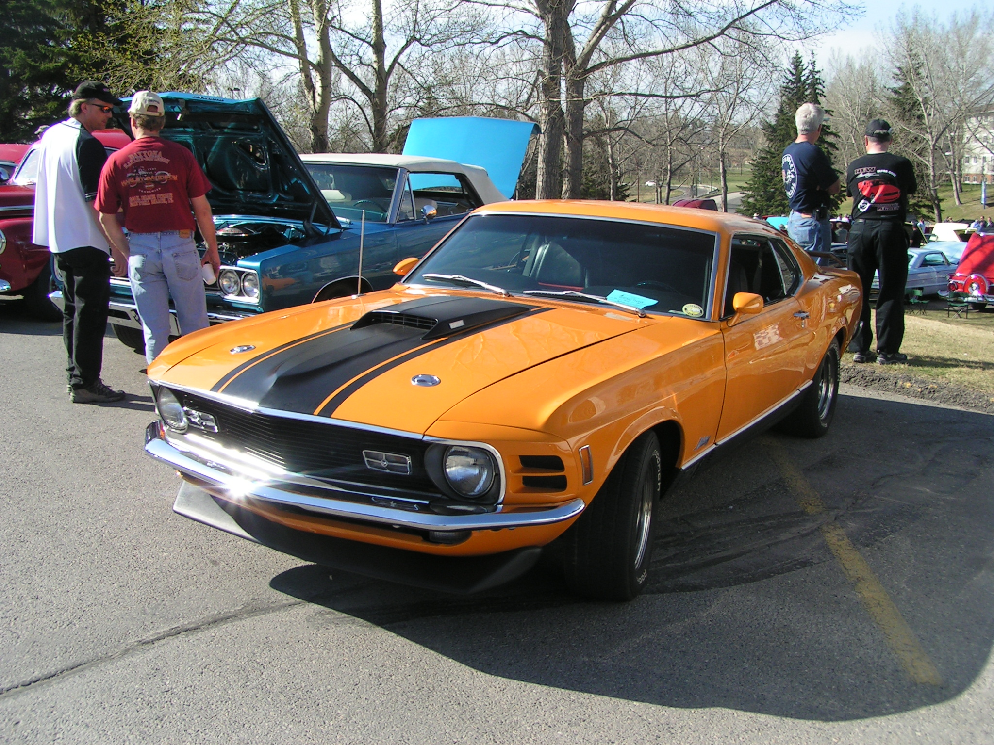 File1970 Ford Mustang Mach I Fastback Wikimedia Commons 1971 1
