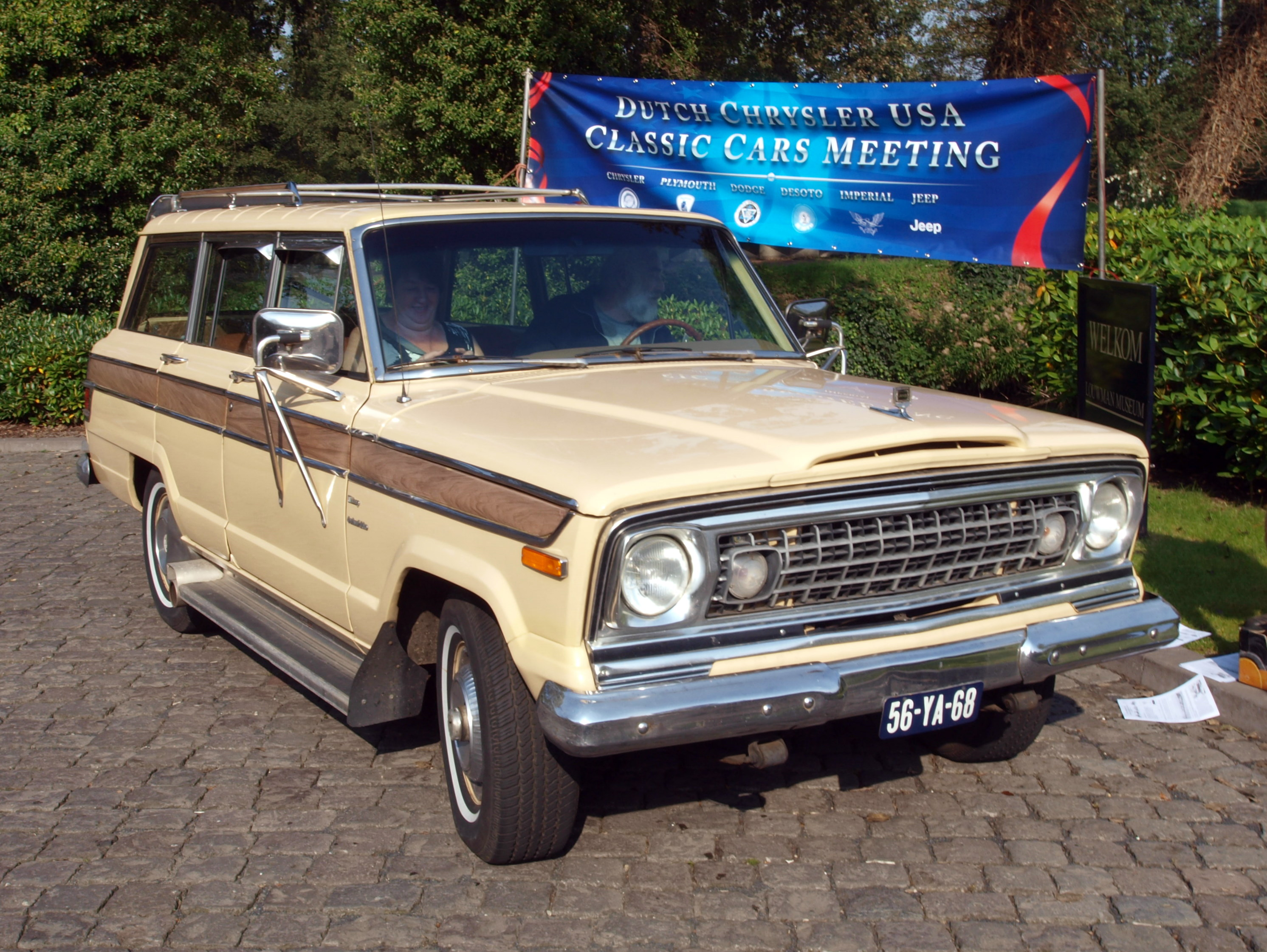 File 1976 Jeep Wagoneer Photo 1 Jpg Wikimedia Commons