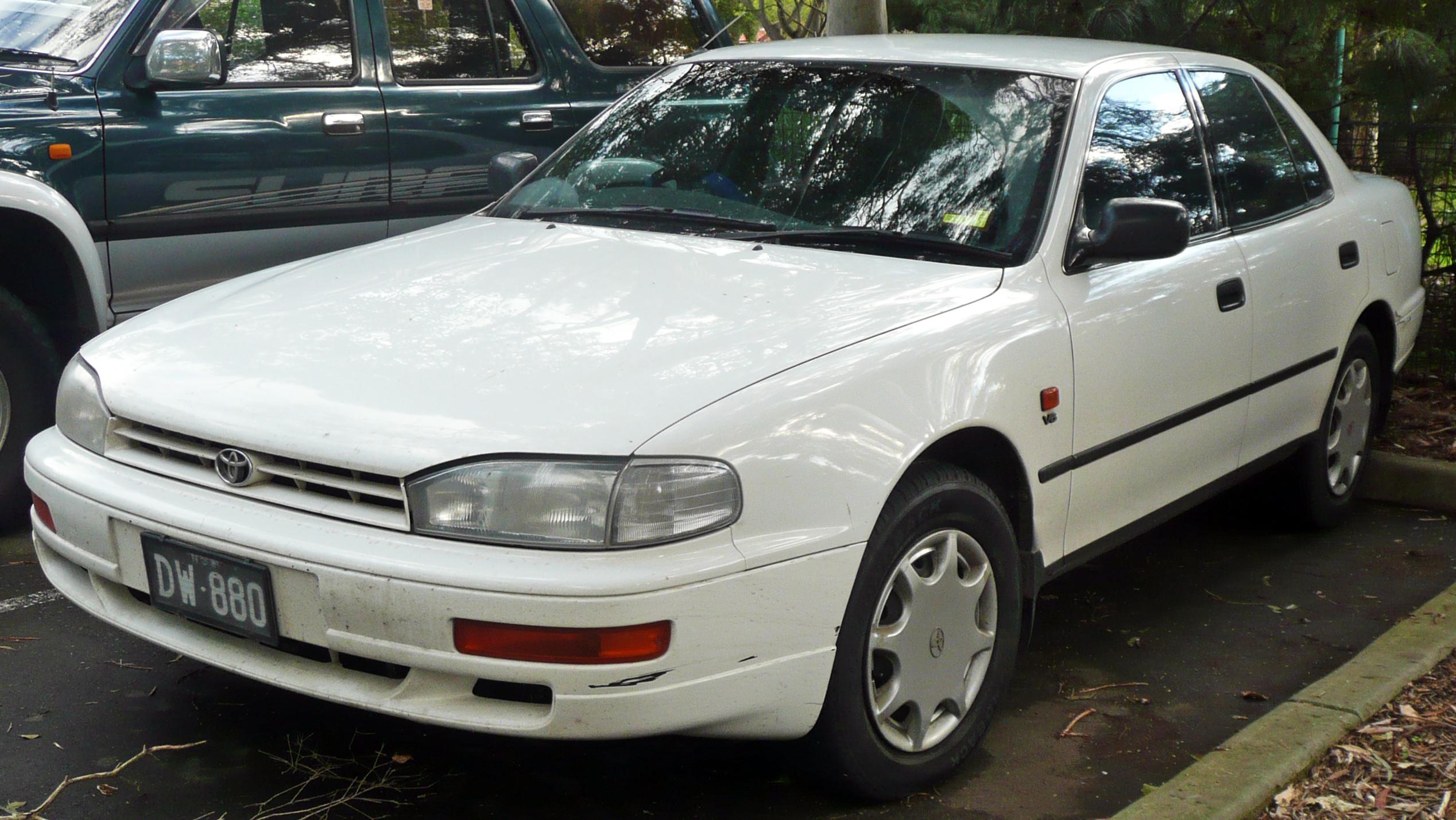 Тойота камри 1994 фото