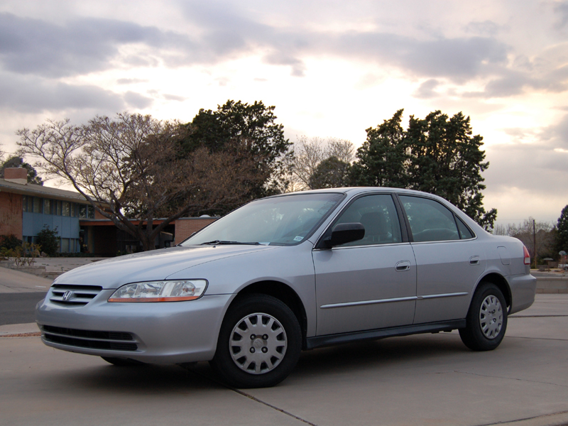 The Honda Accord (wiki)