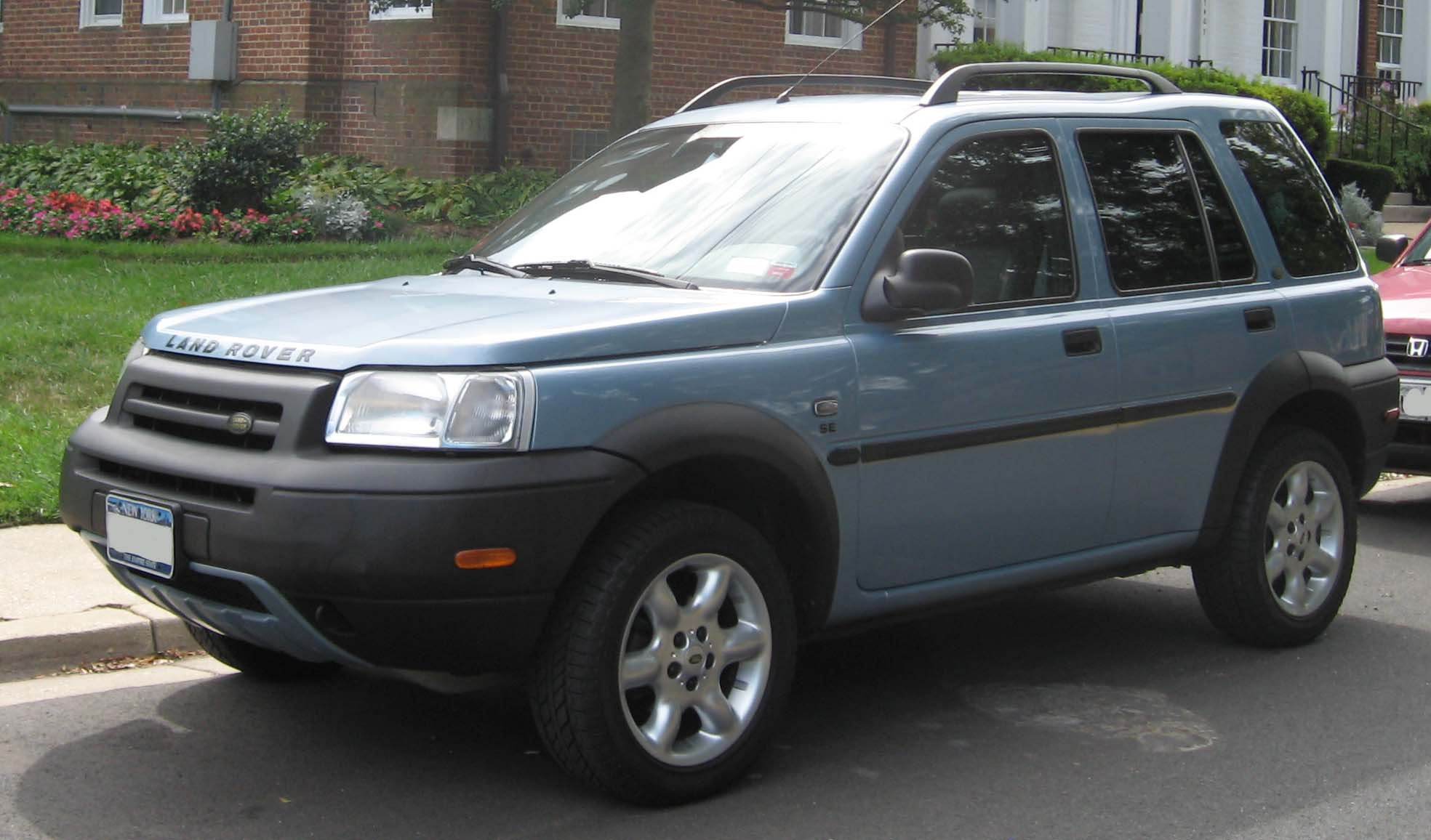 Land Rover Freelander 1.8 Softback (2003)