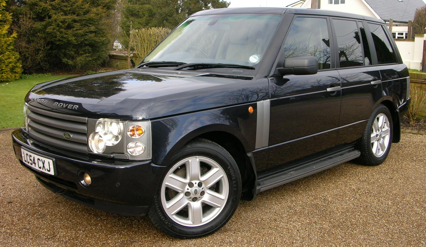 file 2004 range rover v8 vogue lpg flickr the car spy. Black Bedroom Furniture Sets. Home Design Ideas