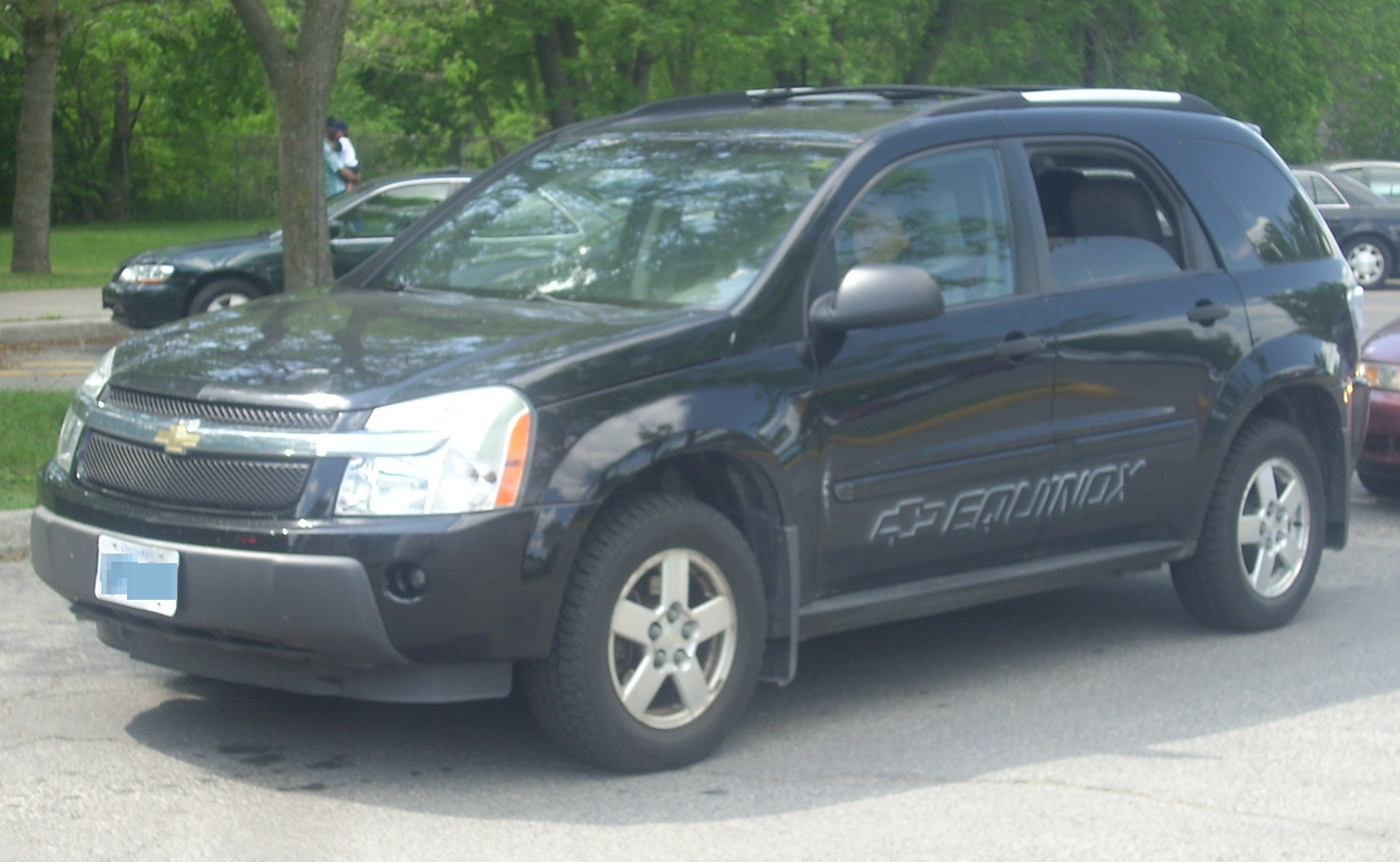 file:2005 chevrolet equinox ls - wikimedia commons