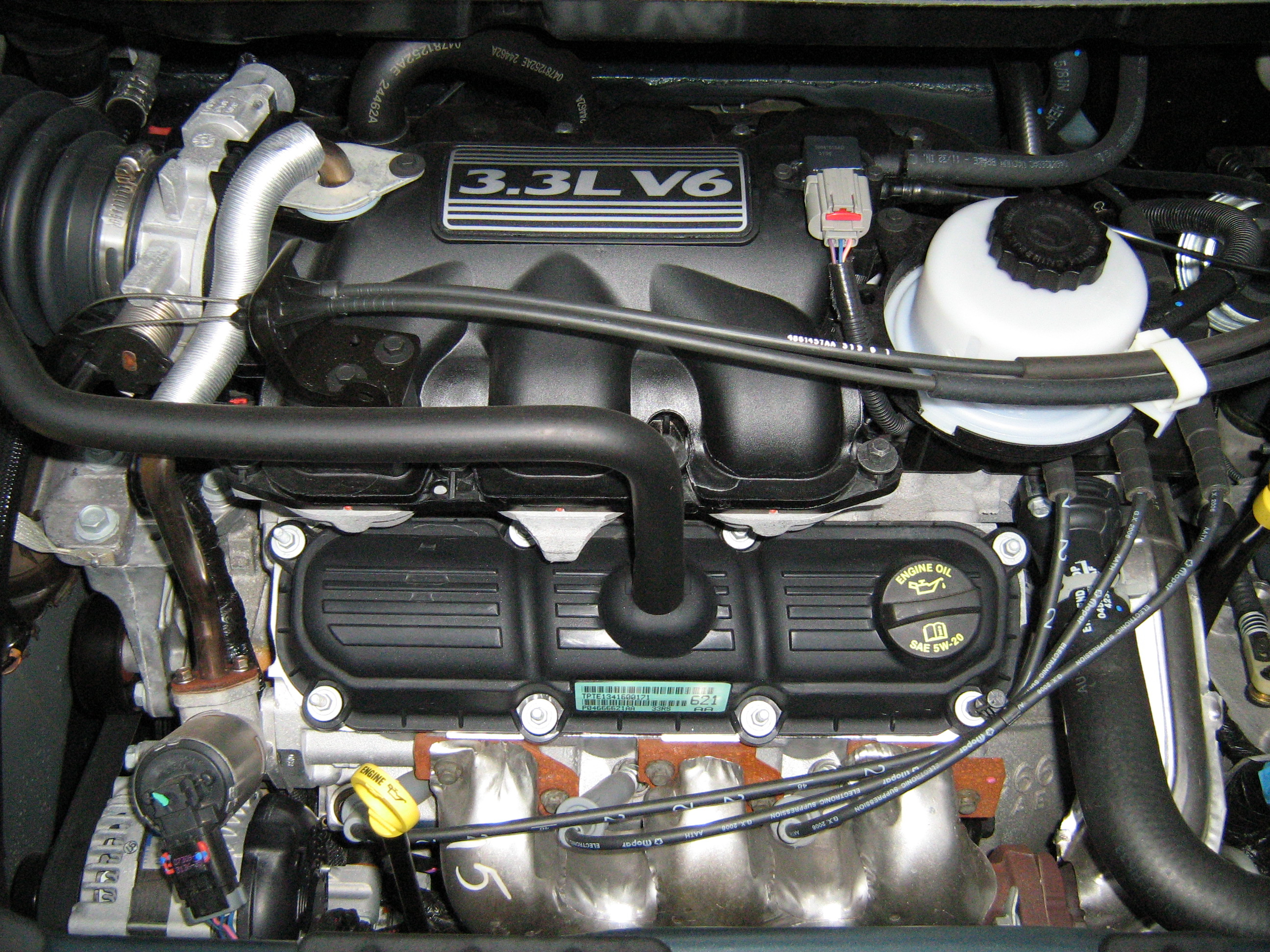 WRG-9829] 2006 Buick Rendezvous Engine Diagram on
