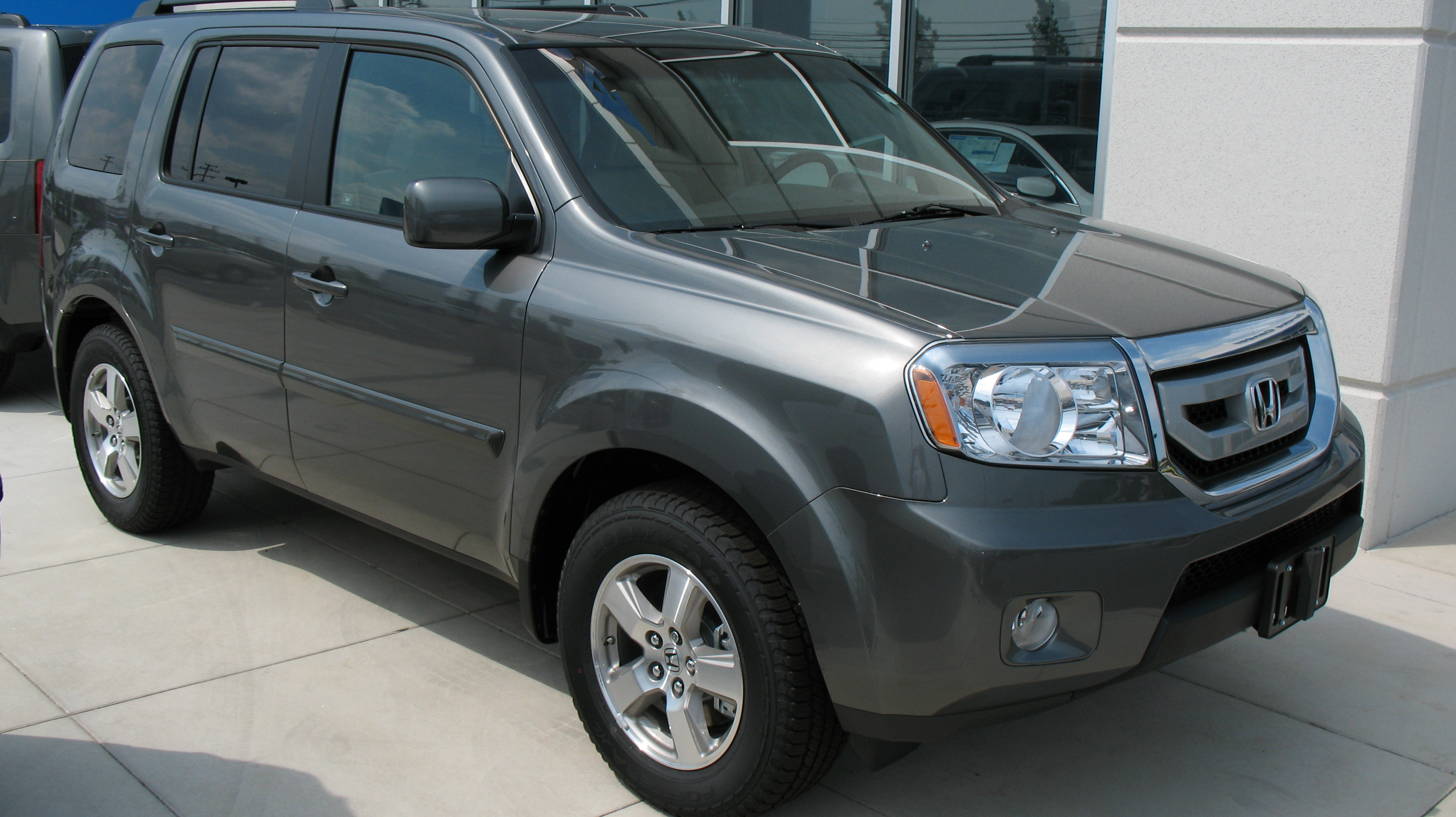 2009 Honda Pilot Ex The Image Kid Has It