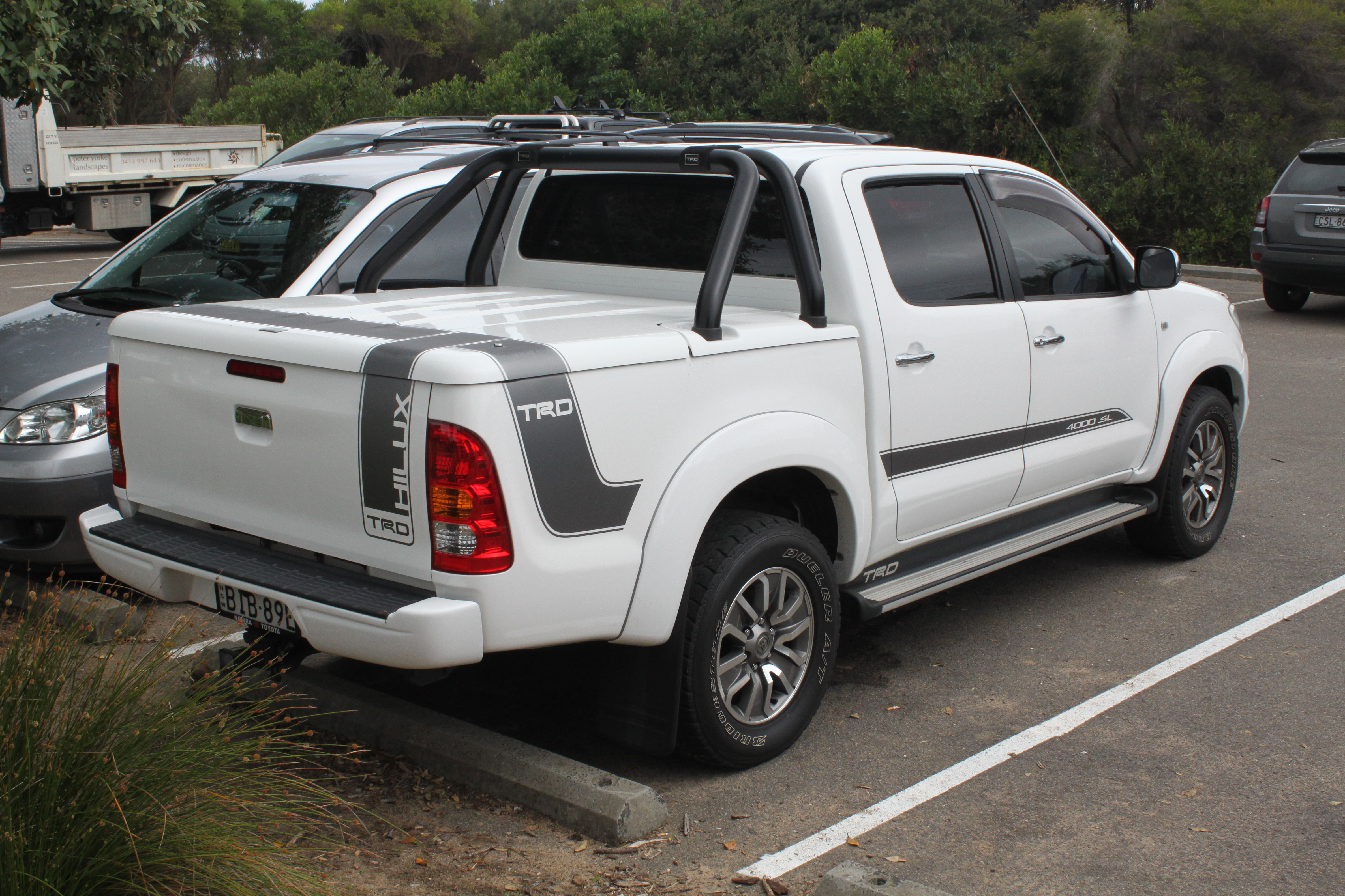 file 2009 trd hilux  ggn25r my09  4000sl 4