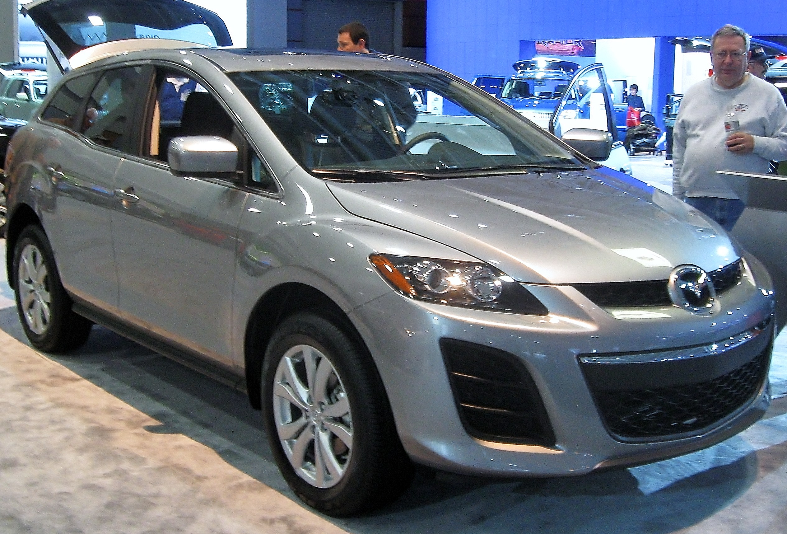 file 2010 mazda cx 7 2010 wikimedia commons. Black Bedroom Furniture Sets. Home Design Ideas