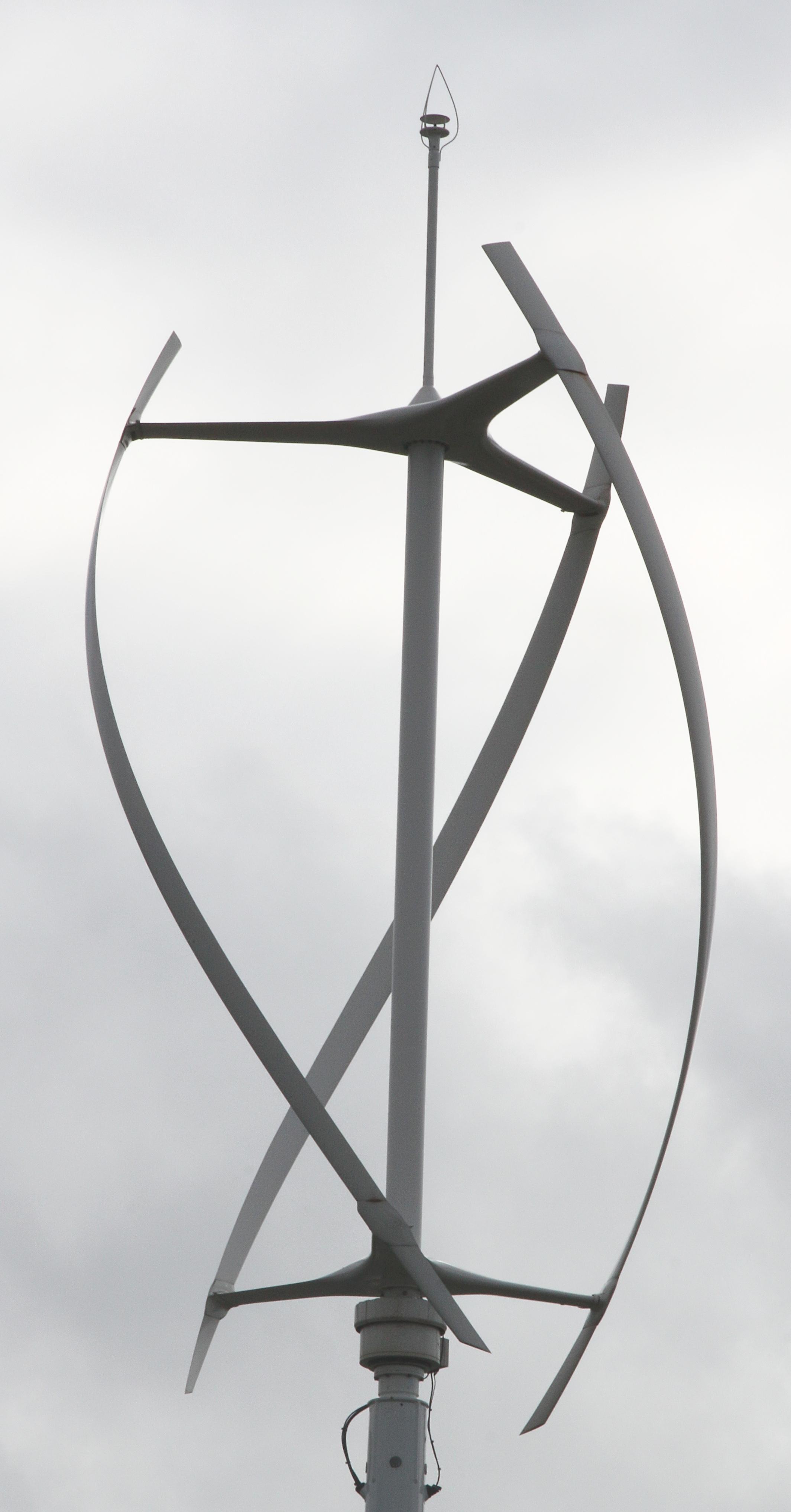 Gorlov helical turbine - Wikiwand