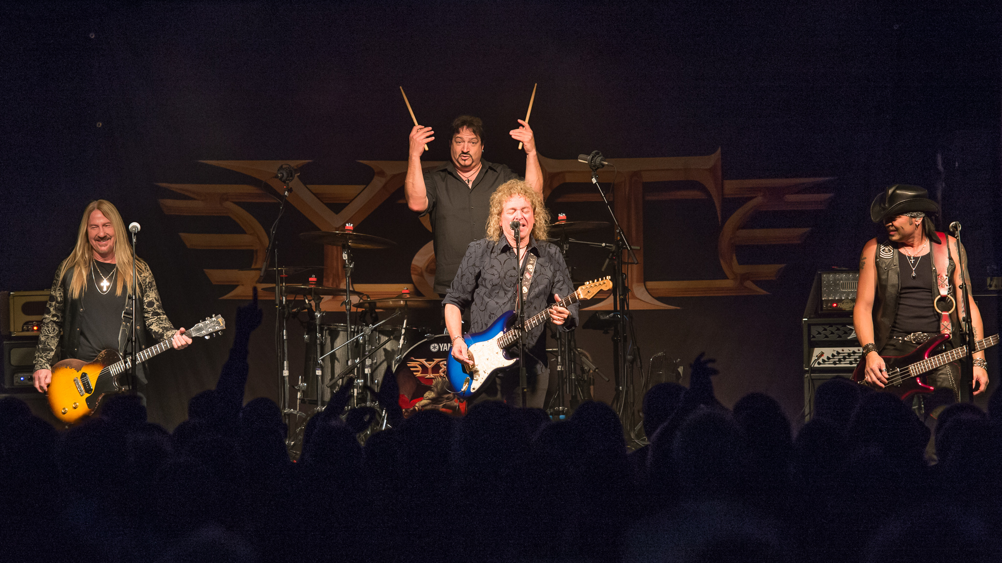 Picture of a band or musician: Y & T
