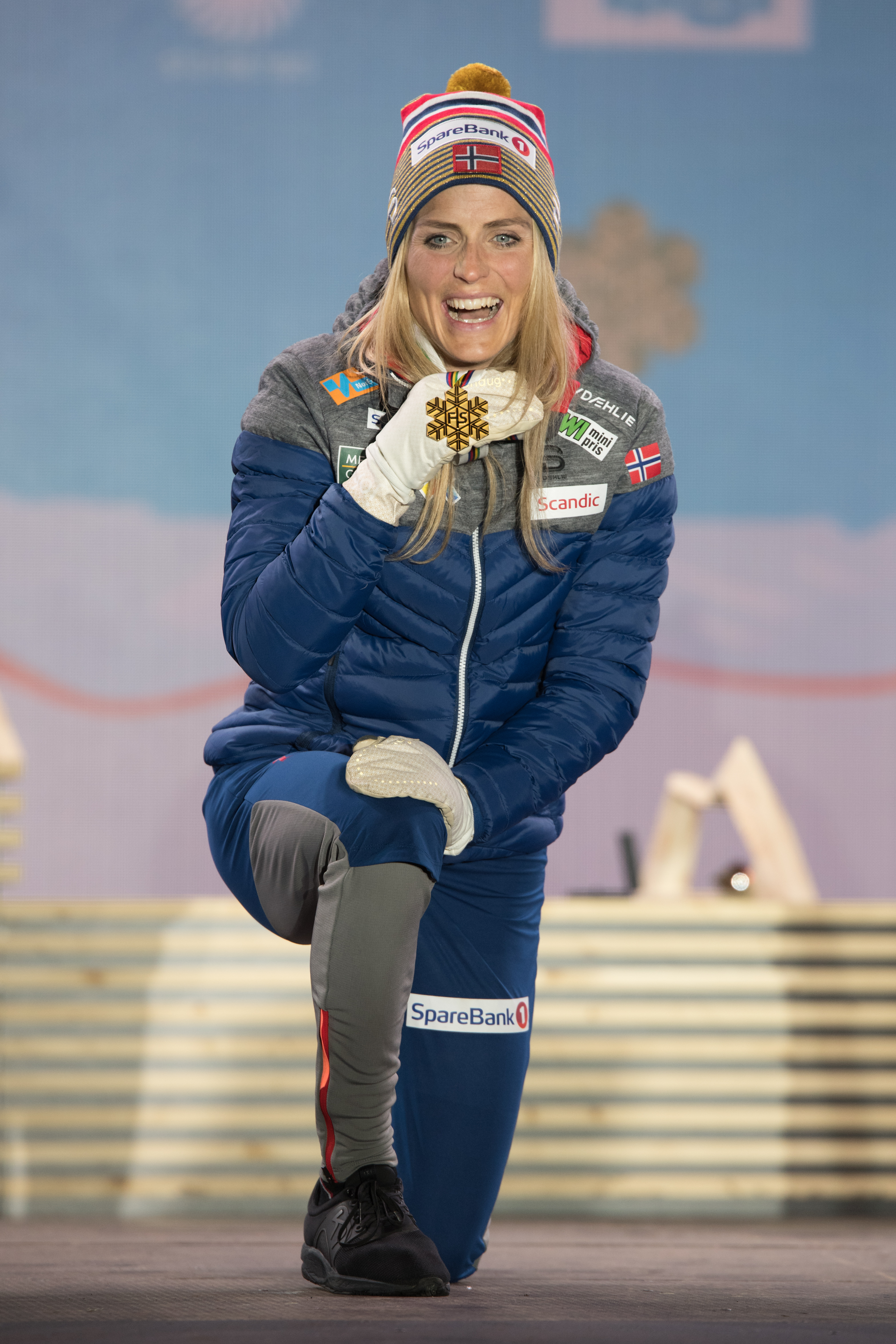 File 20190227 Fis Nwsc Seefeld Medal Ceremony Therese Johaug 850 5308 Jpg Wikimedia Commons