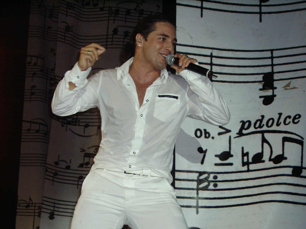 gira 2007 bustamante: