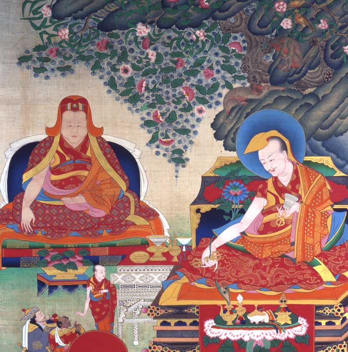 English: The Fourth Dalai Lama, Yonten Gyatso