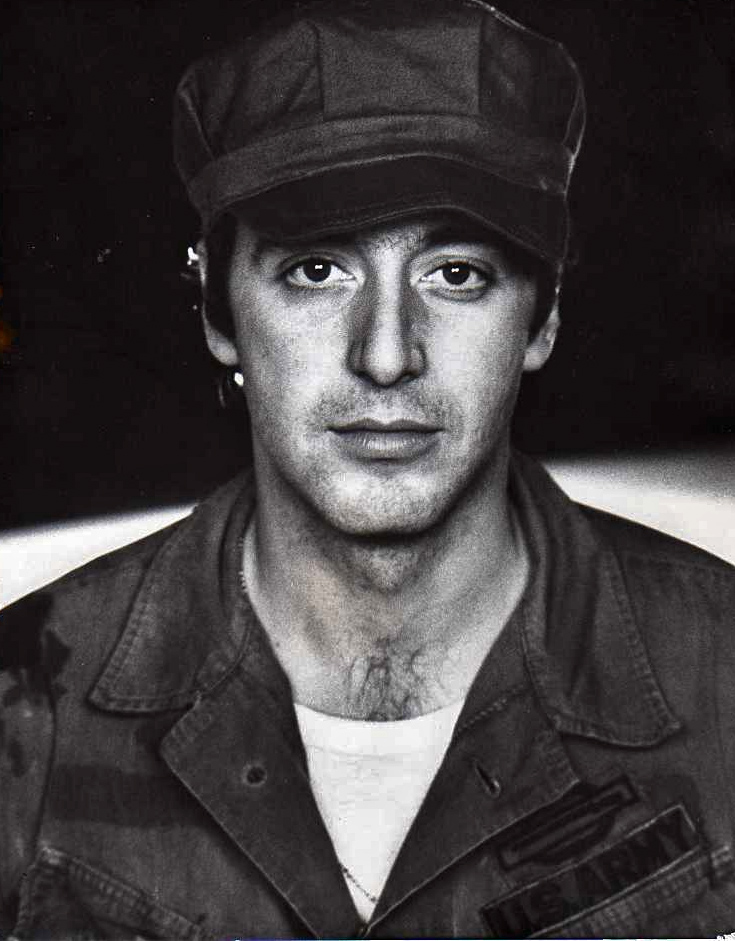 Al Pacino in The Basic Al Pacino