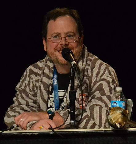 Andy Price at BronyCon 2014. By Ty Konzak (Bronycon 8/3/14) [CC BY 2.0 (http://creativecommons.org/licenses/by/2.0)], via Wikimedia.