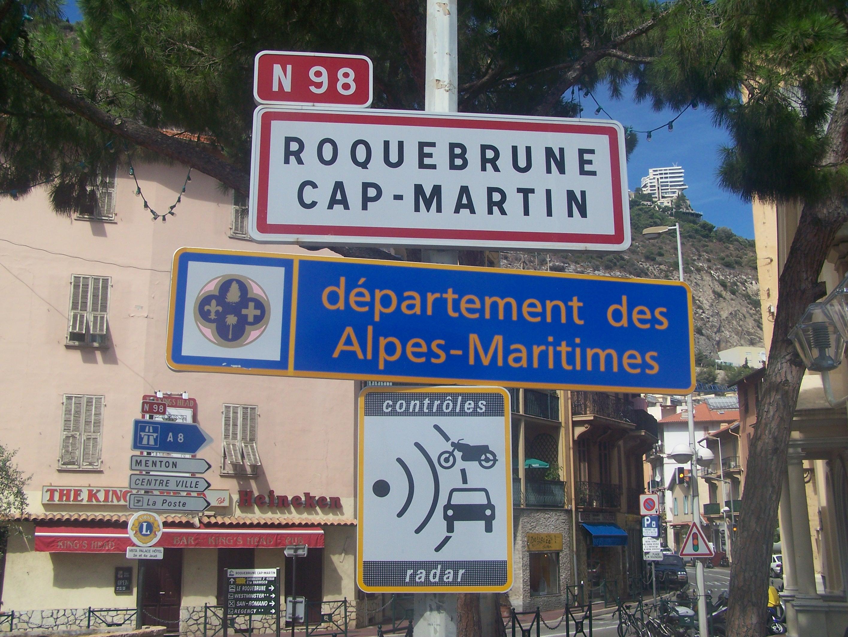 Alpes maritimes familypedia fandom powered by wikia - Piscine azureva roquebrune cap martin ...