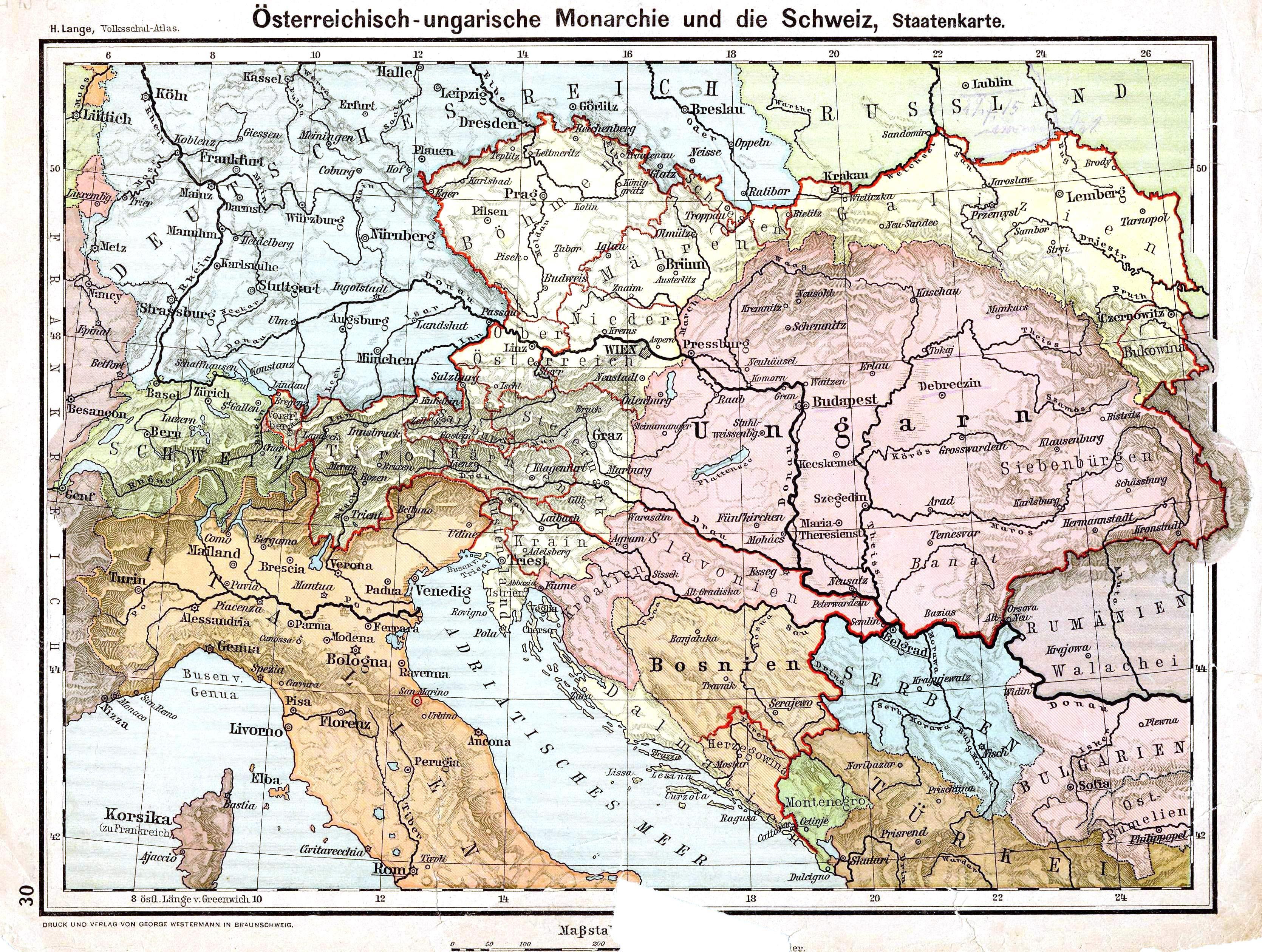 Em Ungarn österreich