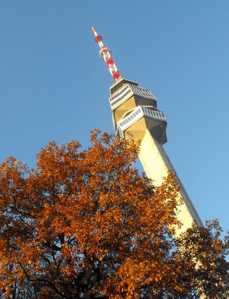 Najlepše gradjevine Srbije Avalski_toranj