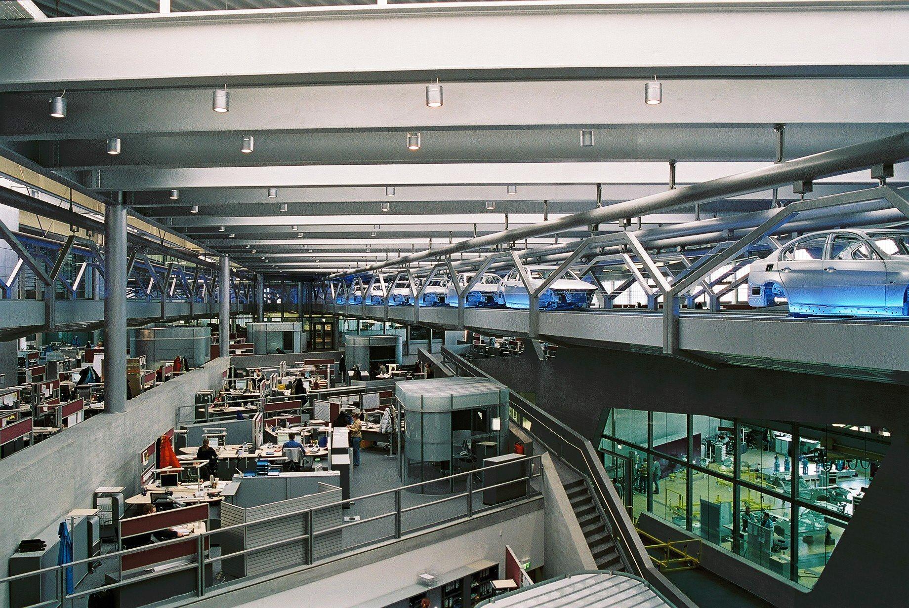 Munich Factory Tour