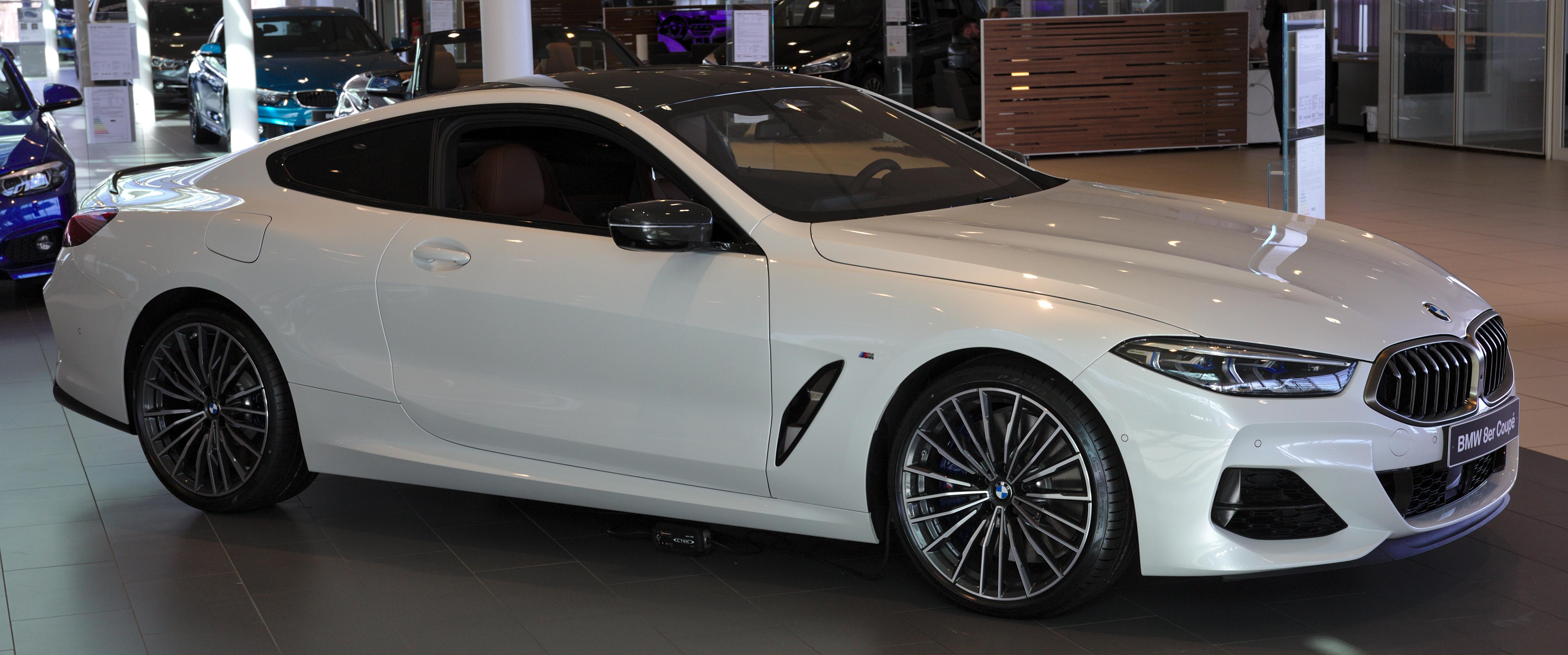 BMW M8 Price >> Bmw 8 Series Wikipedia