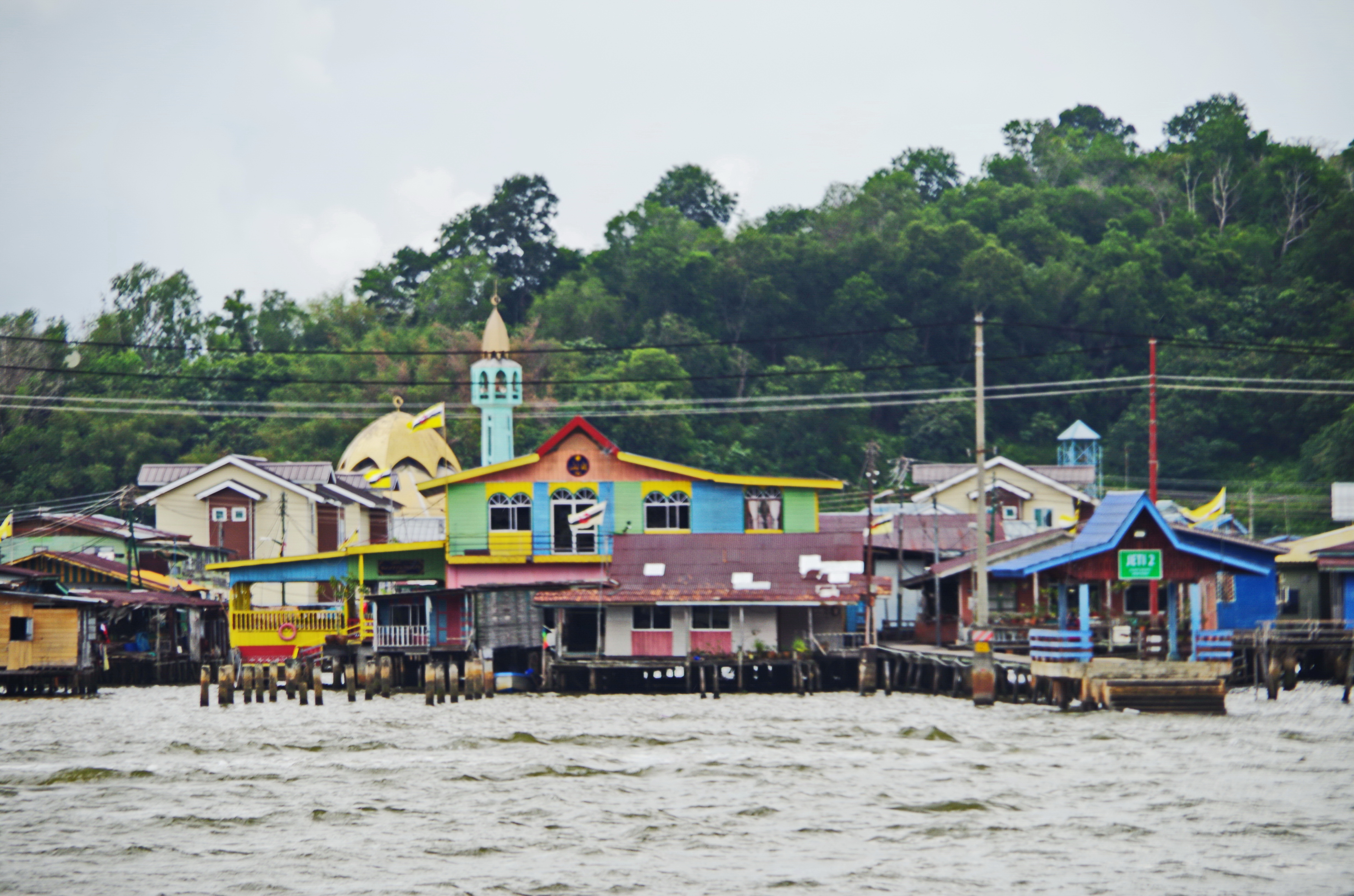 Kampong Ayer: the worlds largest village on the water