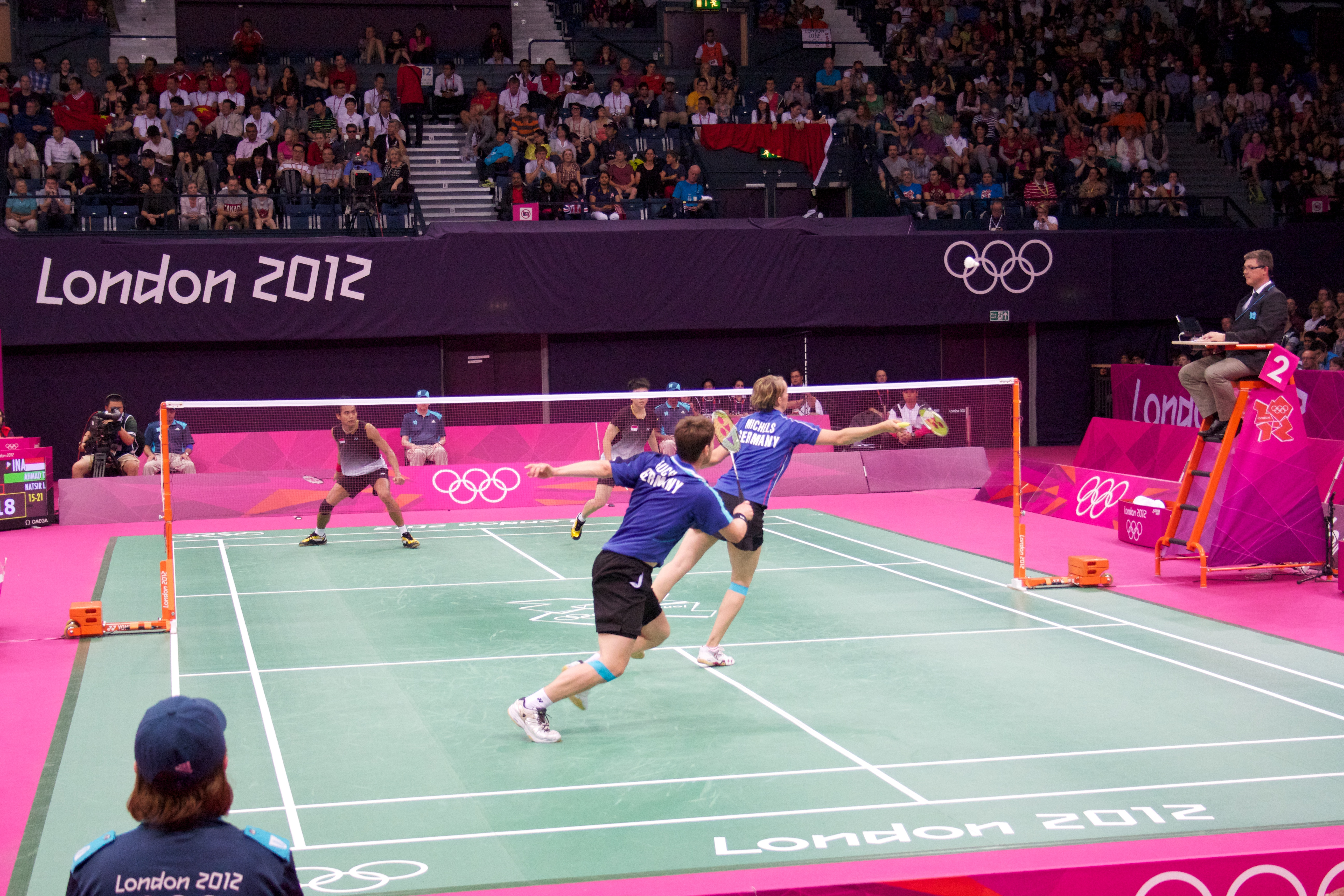 copy of history of badminton Consistently in the medals in recent years, team scotland has a proud history in  badminton at the commonwealth games to round off our.