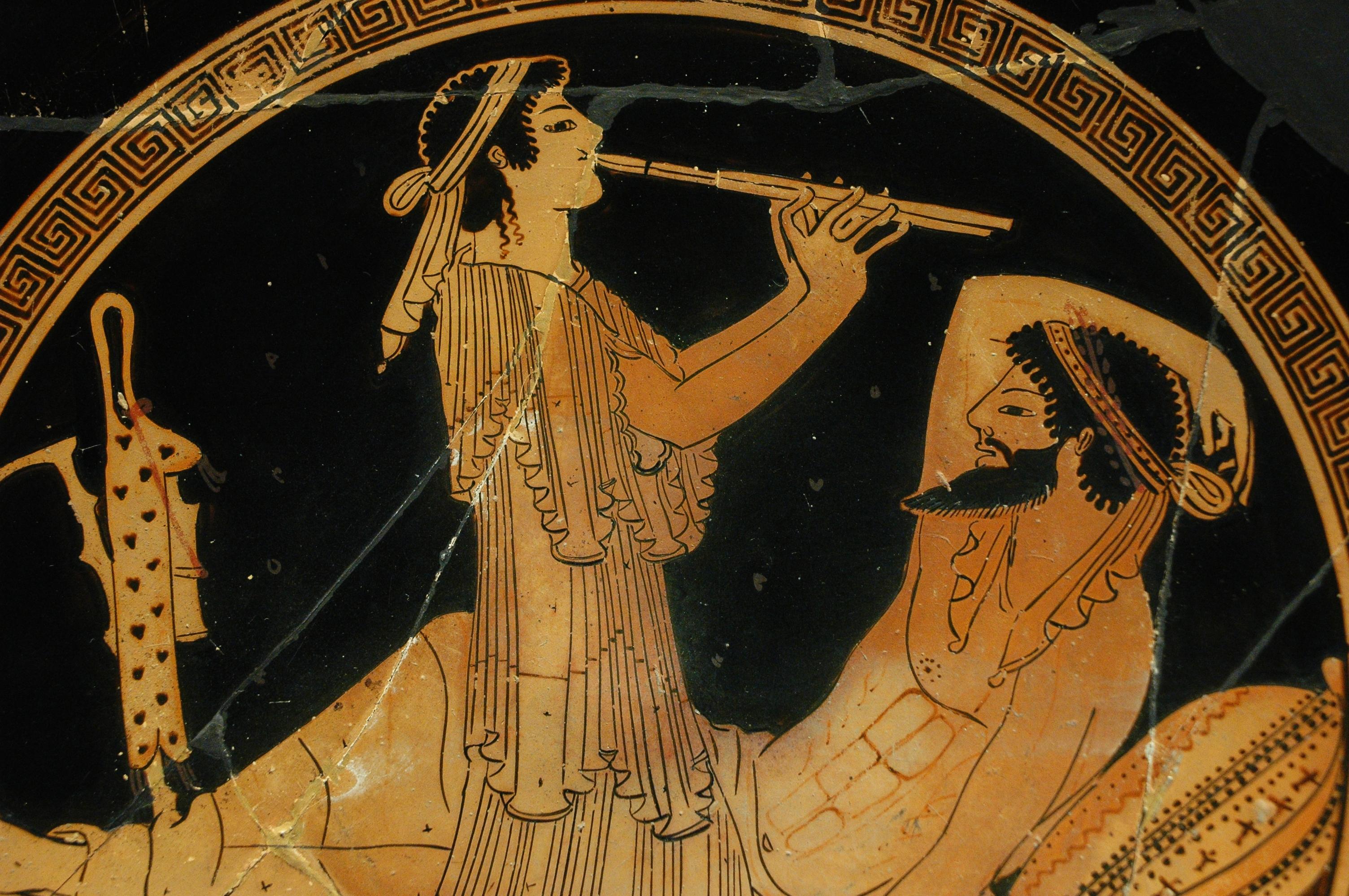 Ancient Greek cuisine