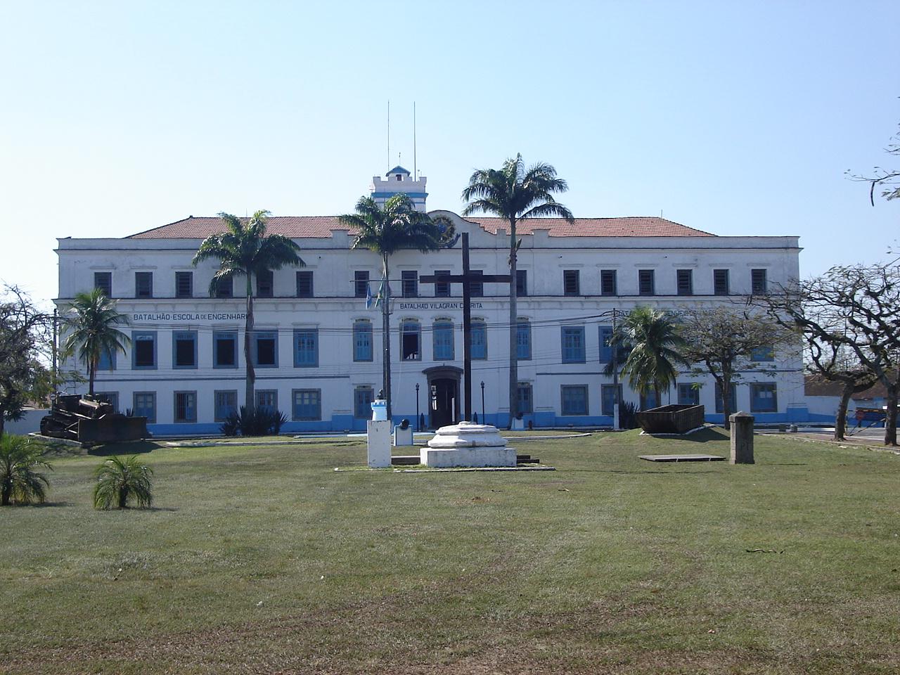 Palácios Imperiais do Brasil Batalh%C3%A3o_Vilagran_Cabrita