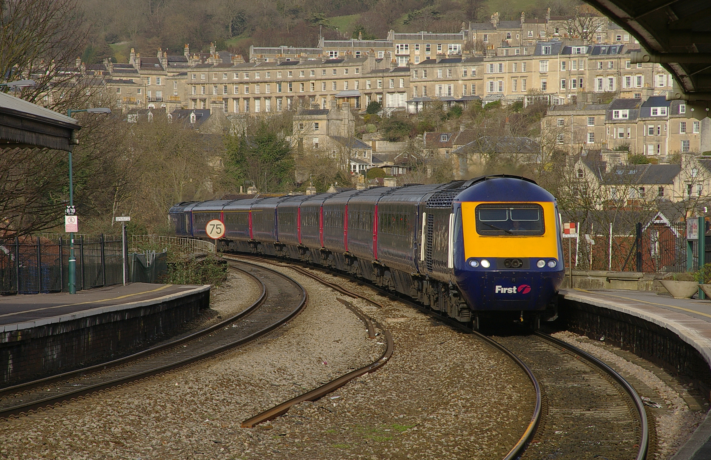 Trains From Bath Spa To London Paddington