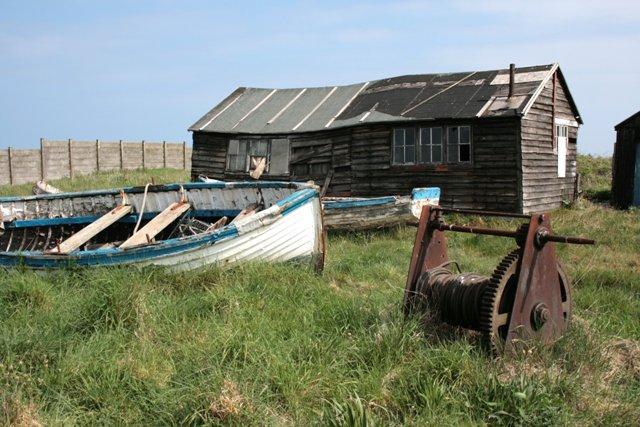 Beadnell Fishermen's Society - geograph.org.uk - 428239