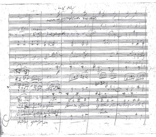 Beethoven Ninth Symphony