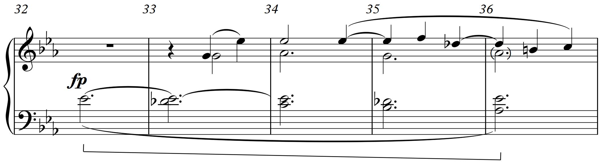 Beethoven Sonata 5 bar 32-36.png