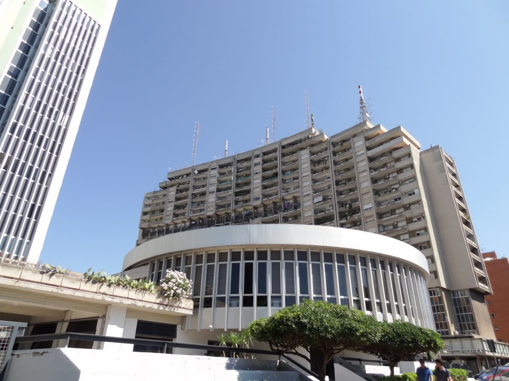 Centro direzionale beni stabili taranto wikipedia for Piccoli piani di progettazione di edifici commerciali