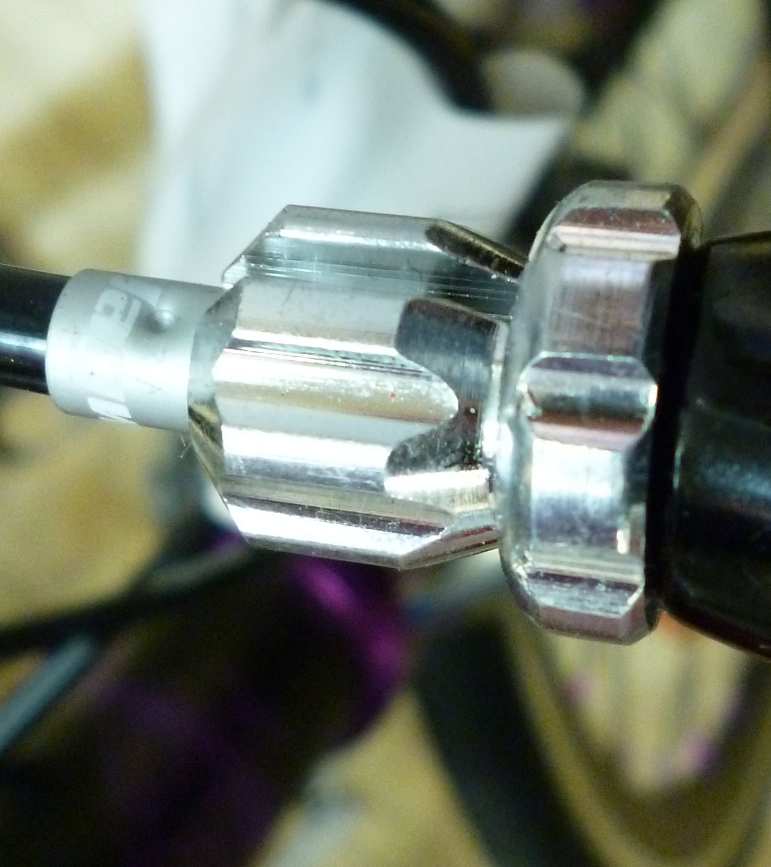 File Bicycle Brake Barrel Adjuster Jpg Wikimedia Commons