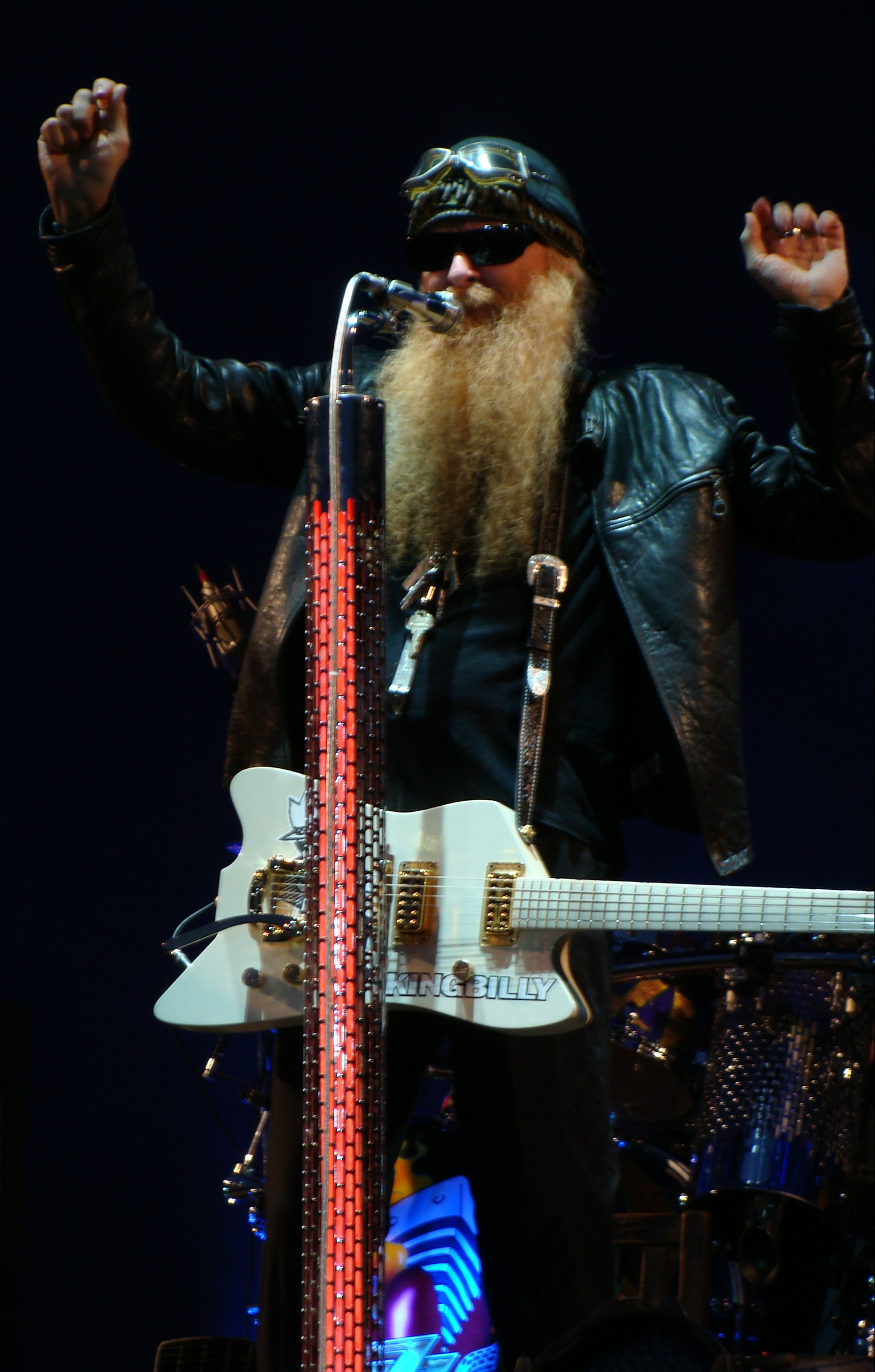 ZZ Tops Billy Gibbons says band will continue following