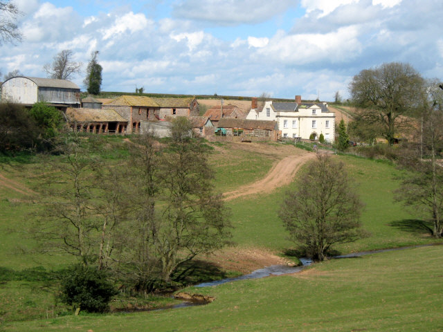 Boomer Farm, North Petherton - geograph.org.uk - 1241825