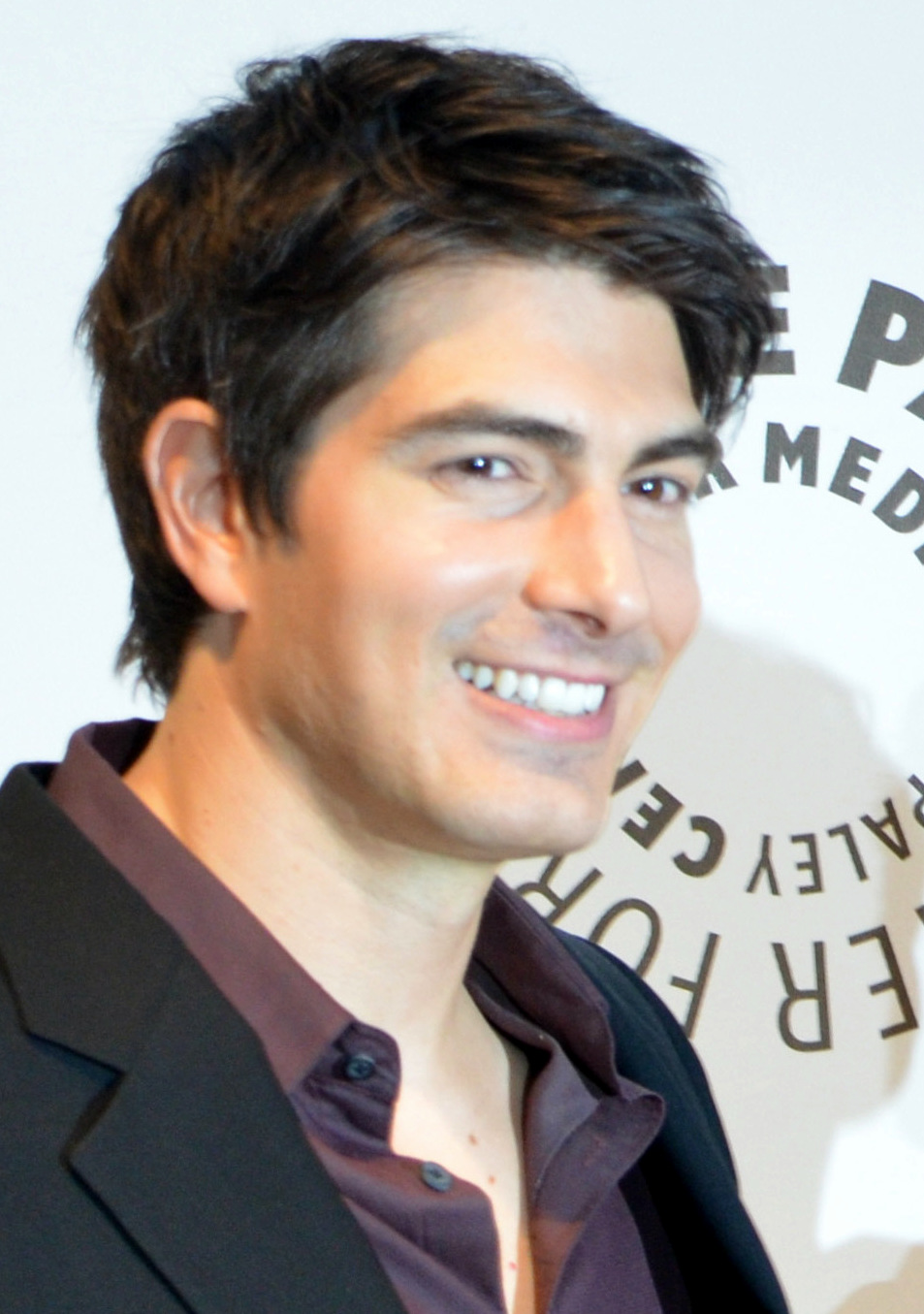 Brandon Routh couple