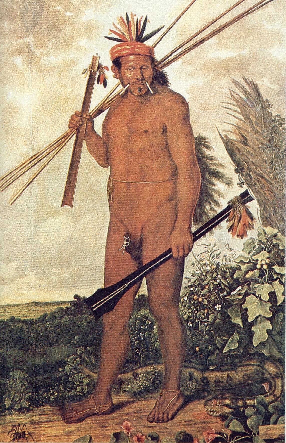 Brazilian Native Indians