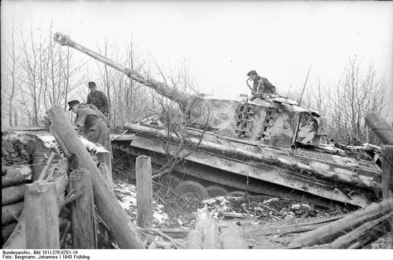 Tiger 231 of schwere Panzer-Abteilung 505