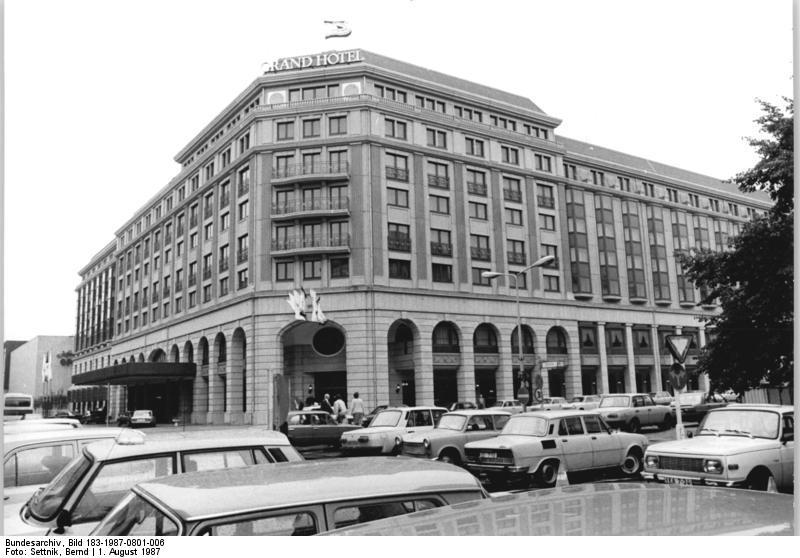 Grand Hotel Esplanade Berlin Germany
