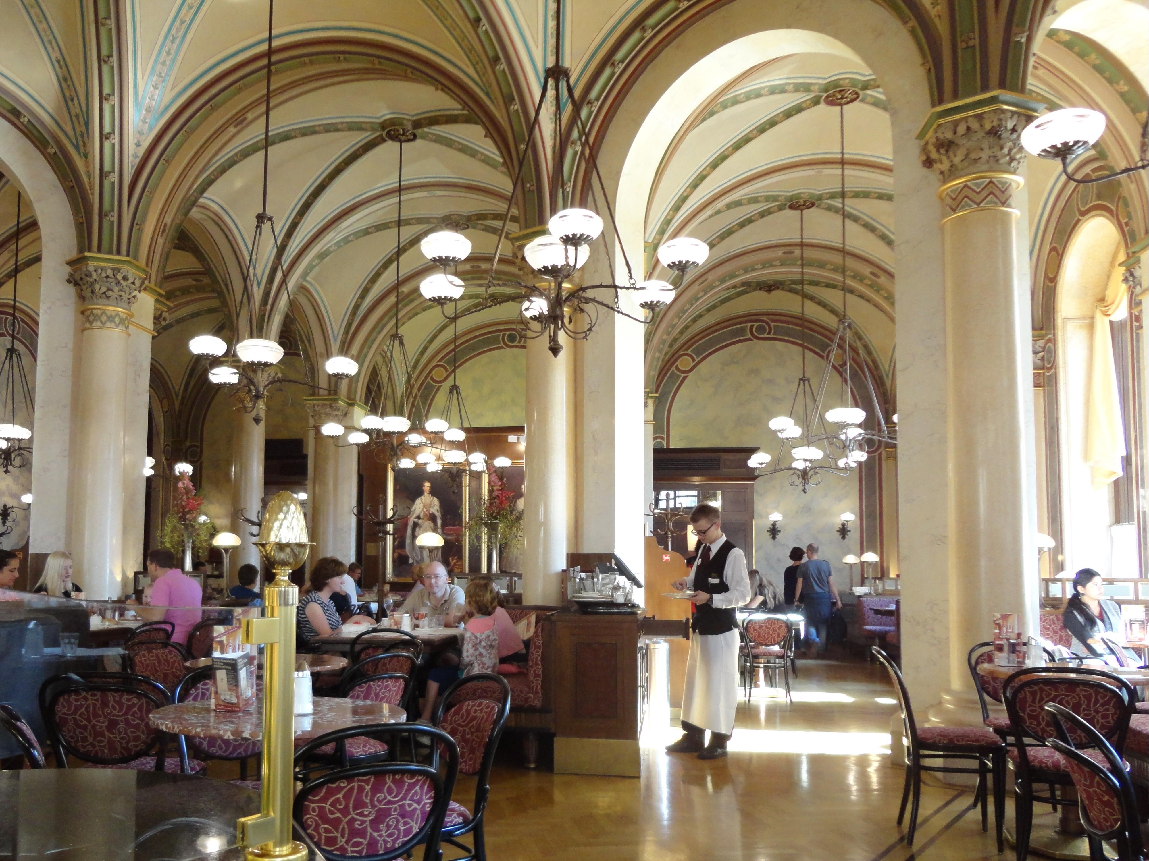 Cafe Central Wien Speisekarte