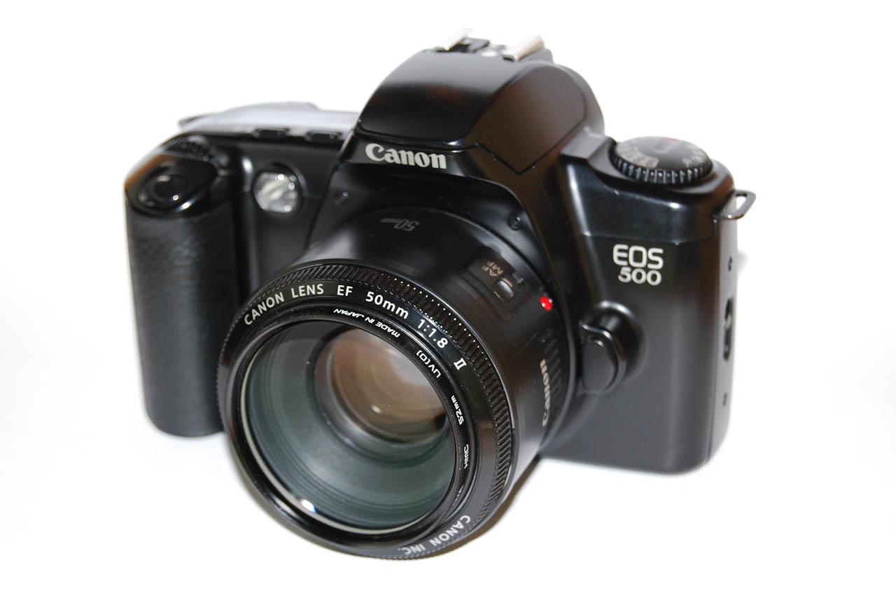 Canon Eos 500 Foto & Camcorder