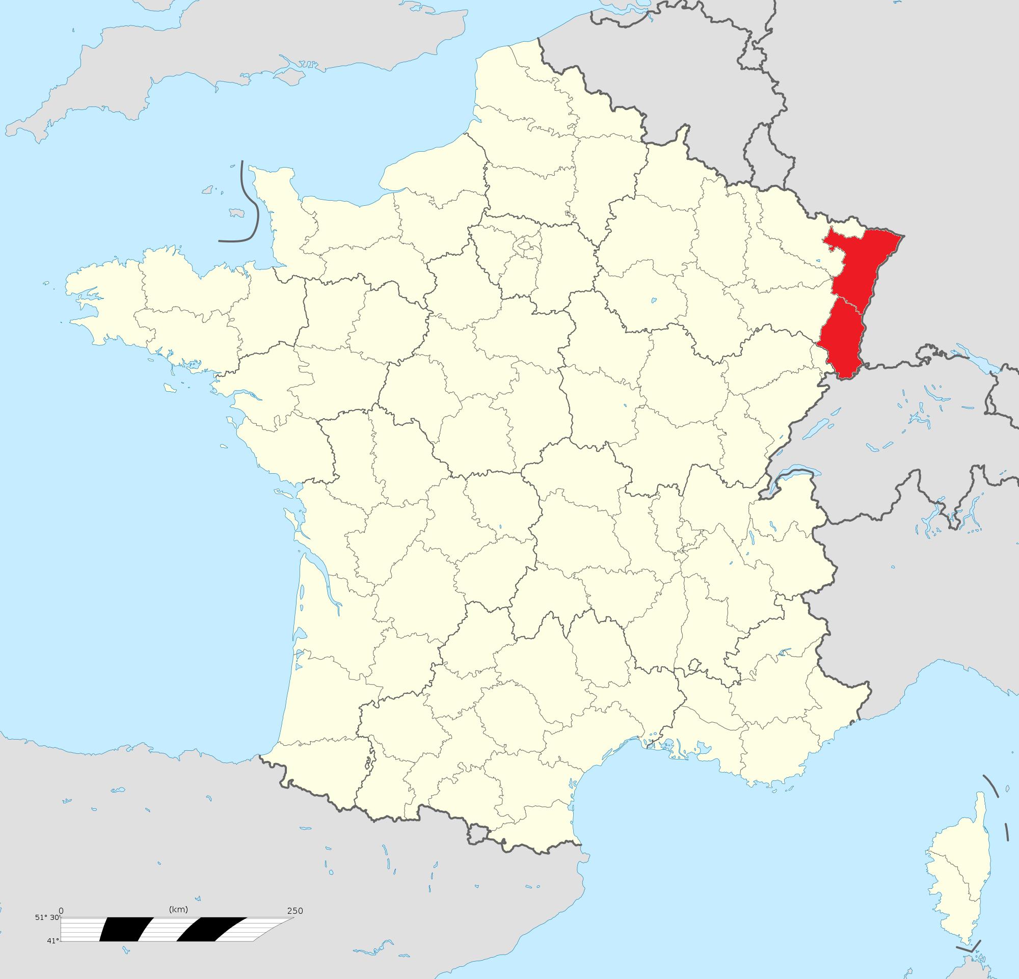Carte Alsace Avec Camping.Alsace Wikipedia